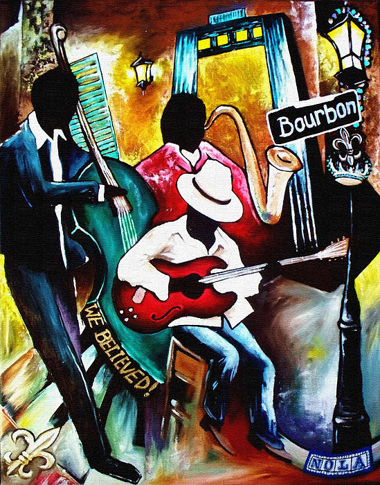 Alonzo Butler - Jazz on Bourbon