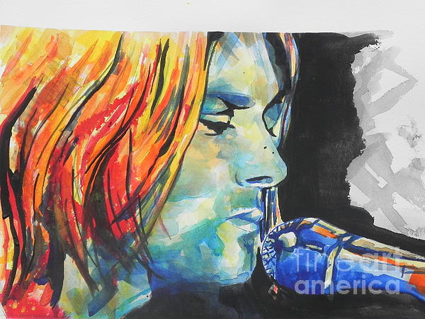 Chrisann Ellis - Kurt Cobain
