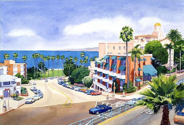 Mary Helmreich - La Valencia and Prospect Park Inn LJ