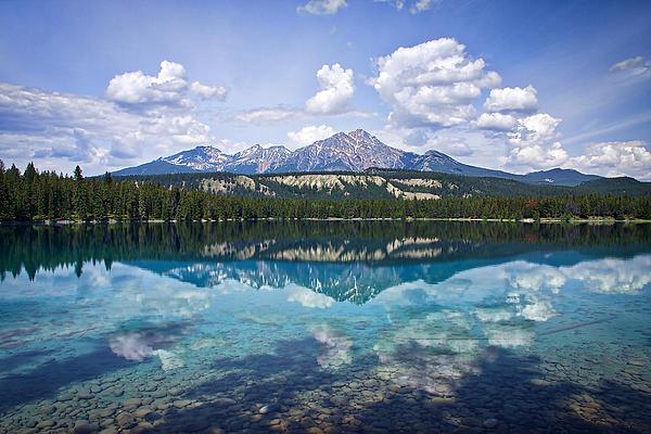 Stuart Litoff - Lake Annette #2