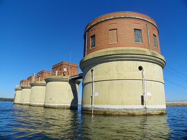 Lisa Wooten - Lake Murray SC Dam