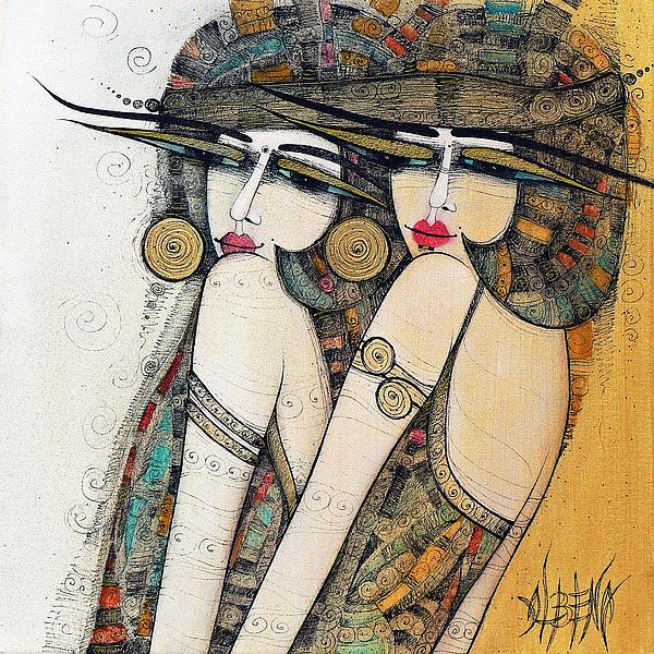 Albena Vatcheva - Les Demoiselles
