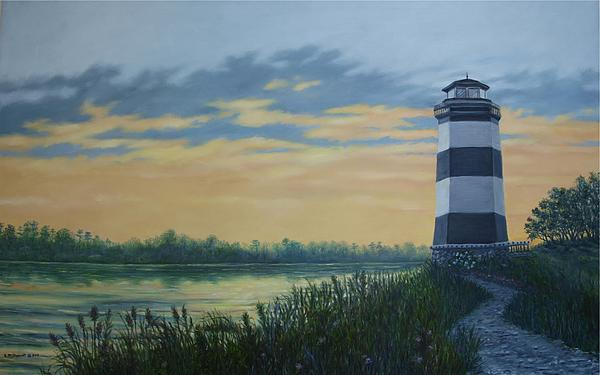Kathleen McDermott - Little River Light One