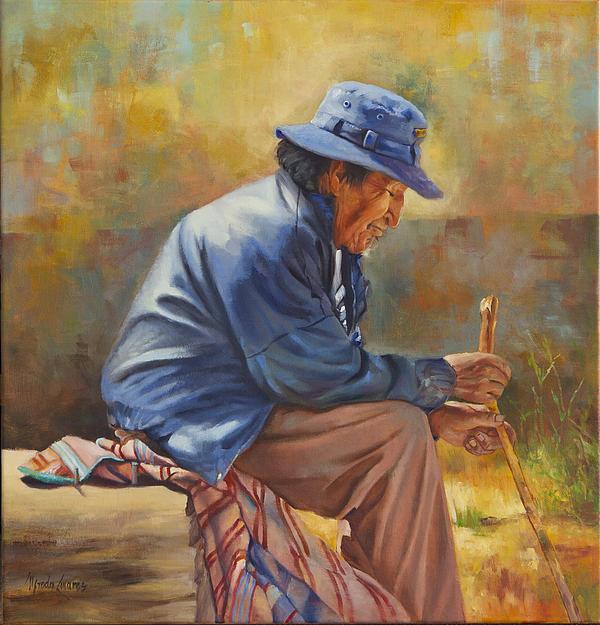 Alfredo Linares - Man of Wisdom