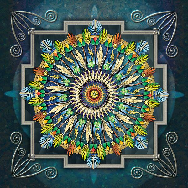 Bedros Awak - Mandala Night Wish