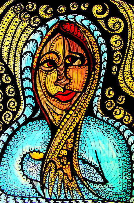 Gerri Rowan - Mary and Jesus