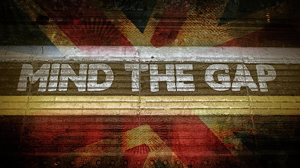 Joan Carroll - Mind The Gap