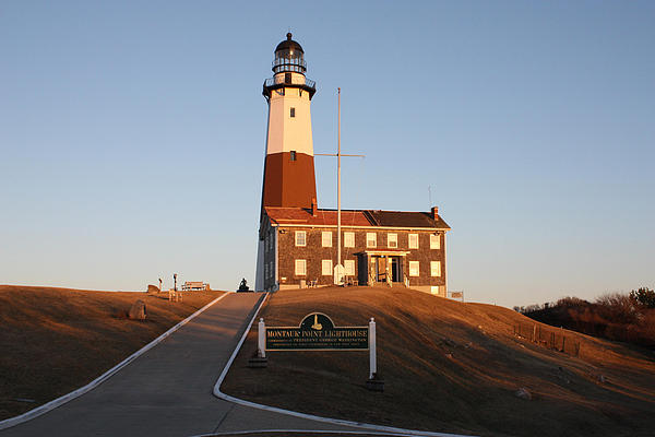 John Telfer - Montauk Lighthouse Entrance