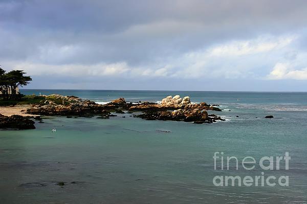 Tap On Photo - Monterey Bay