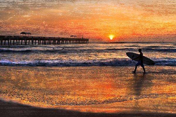Debra and Dave Vanderlaan - Morning Surf