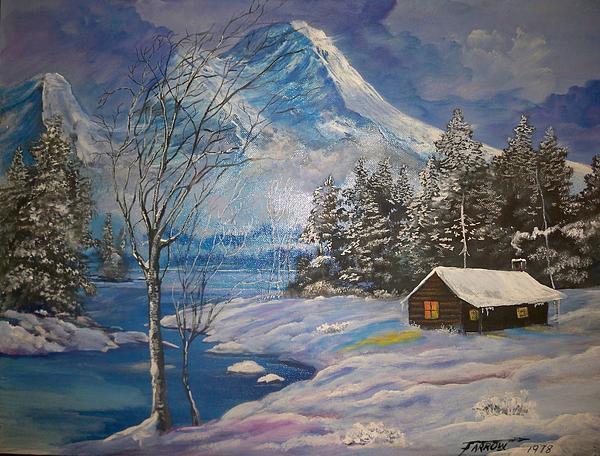 Dave Farrow - Mountain Hideaway