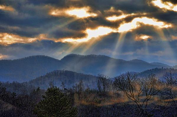 Kenny Francis - Mountain Sunburst