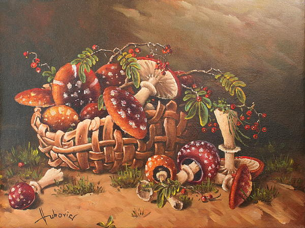 Dusan Vukovic - Mushrooms