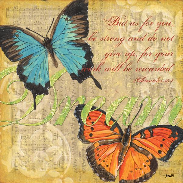 Debbie DeWitt - Musical Butterflies 1