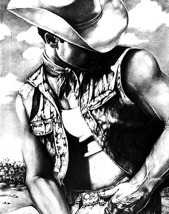RjFxx at beautifullart com  - My Cowboy Man