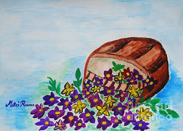 Ramona Matei - My Flower Basket