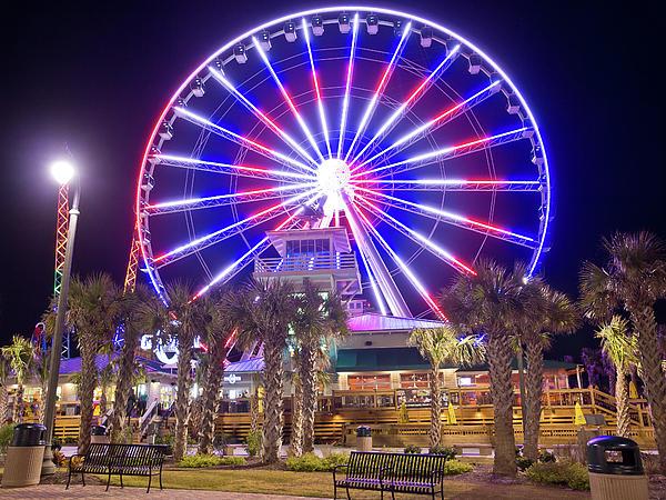 Mike Covington - Myrtle Beach Sky Wheel