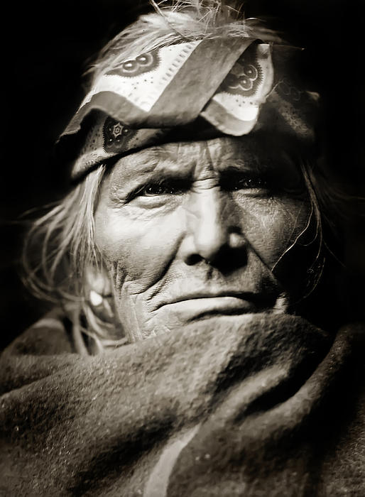 Jennifer Rondinelli Reilly - Fine Art Photography - Native American Zuni -  Si Wa Wata Wa