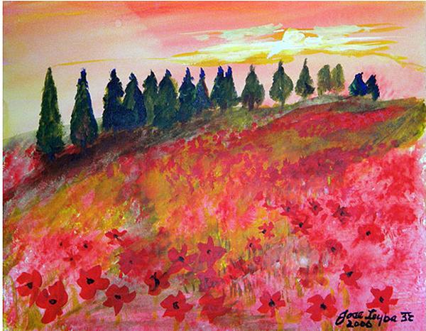 Joe Leyba - Nature Hill