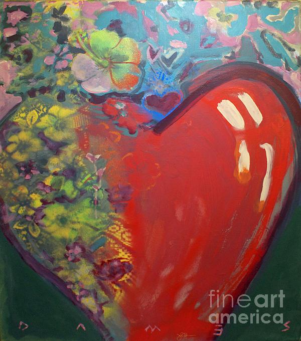 James Dames - New Heart