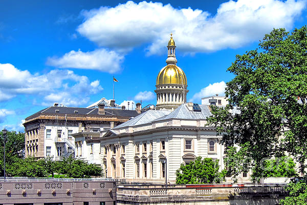 Olivier Le Queinec - New Jersey Capitol