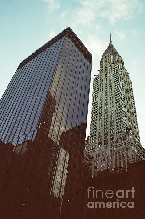 Dora Sofia Caputo Photographic Art and Design - New York Architecture Old and New