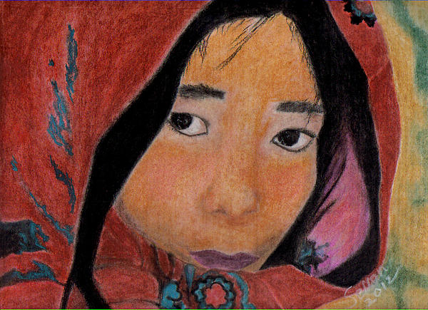 Serran Dalmak - Nomad Woman