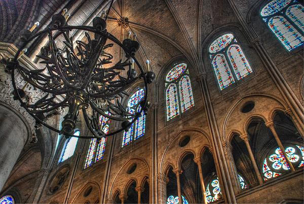 Jennifer Ancker - Notre Dame Interior