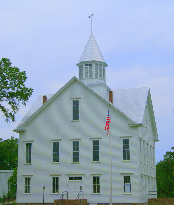 Sherry Gombert - Old County Court House 14