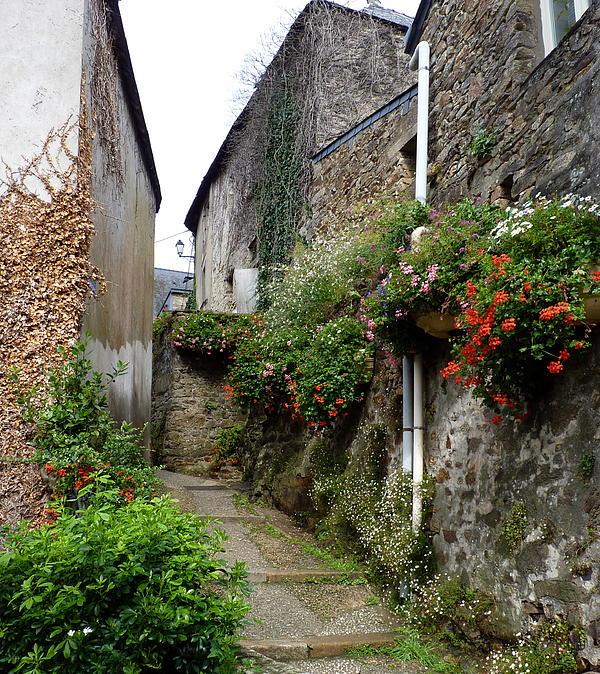 Carla Parris - Old Quarter of La Roche Bernard