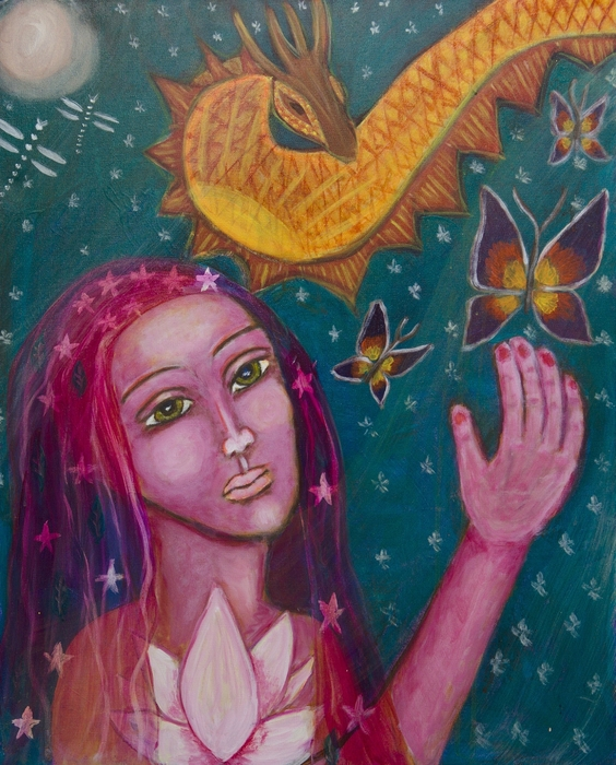 Havi Mandell - Opening to Magic