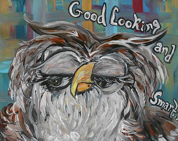 Eloise Schneider - OWL - Goodlooking and Smart