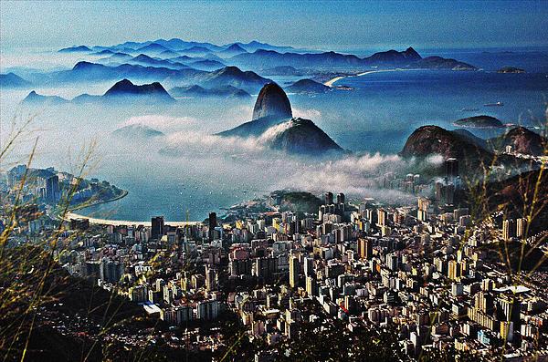 Lyriel Lyra - Panoramic View of Rio de Janeiro