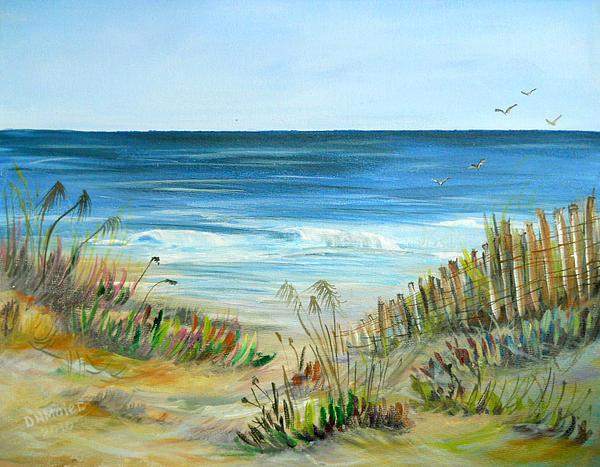 Dorothy Maier - Path to the Beach