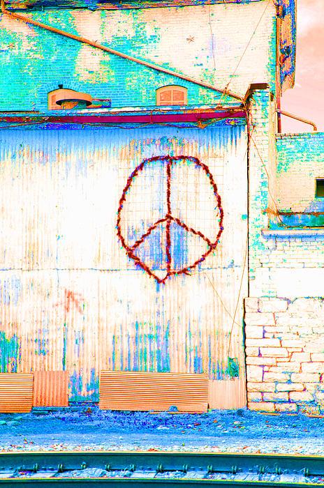 Minnie Lippiatt - Peace 1