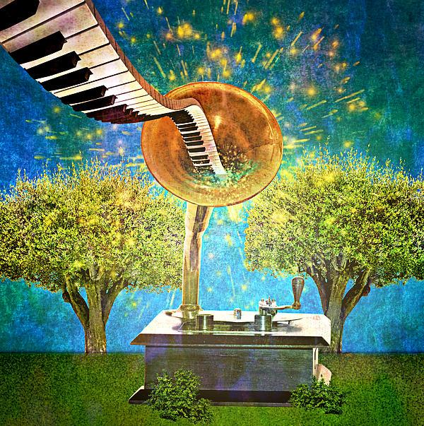 Ally  White - Phonograph Magic