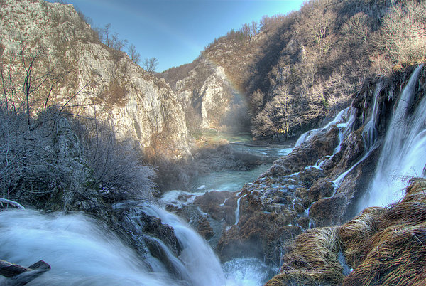 Plitvice Lakes Croatia Shower Curtain For Sale By Twilight Tea Landscape Photography