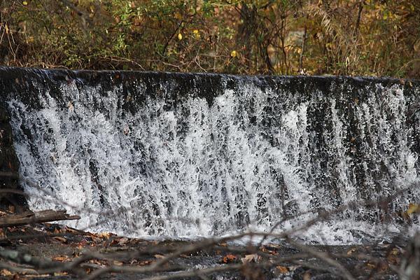 John Telfer - Poconos Waterfall Wall
