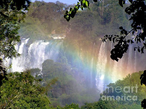 Alexandra Jordankova - Rainbows of Iguassu