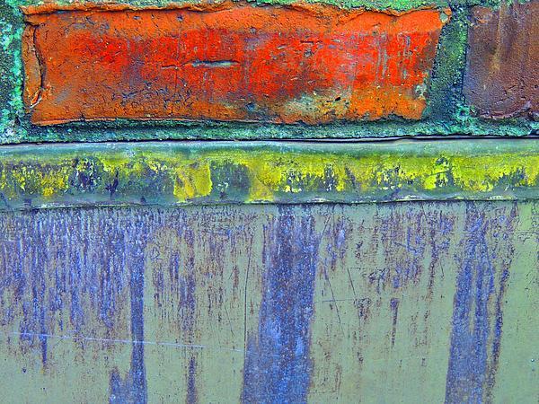 Marcia Lee Jones - Red Brick