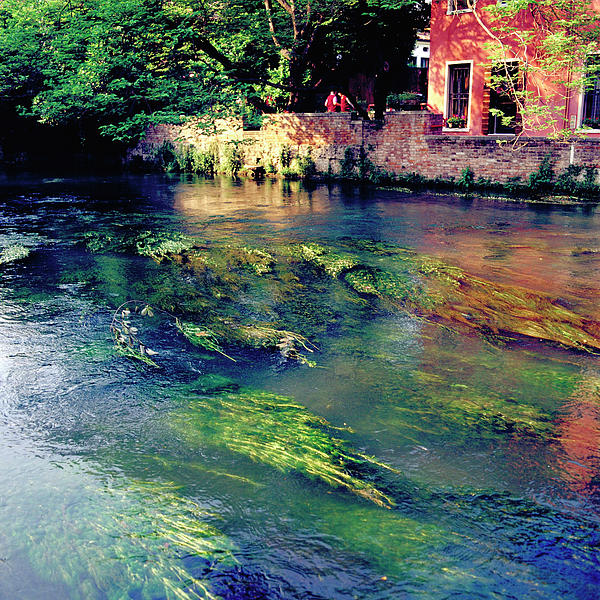 Heiko Koehrer-Wagner - River Sile in Treviso Italy