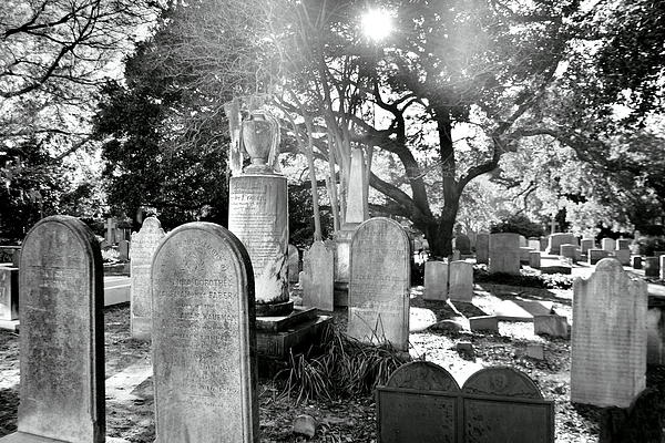Lisa Wooten - Saint Philips Church Cemetery Charleston SC HDR