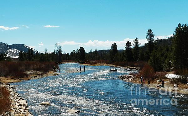 J J - Salmon River Fishing - Outdoor Idaho