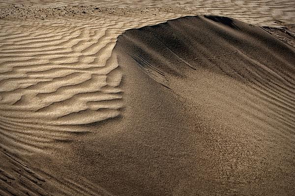 Nikolyn McDonald - Sand Pattern Abstract - 2
