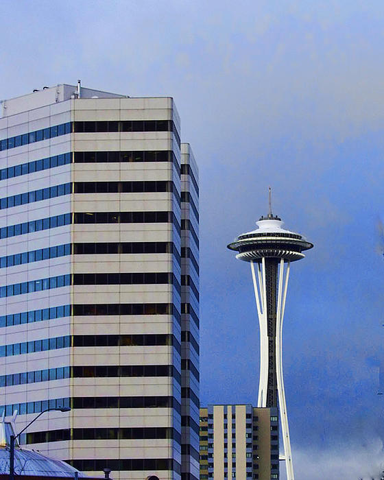 Ron Roberts - Seattle Space Needle