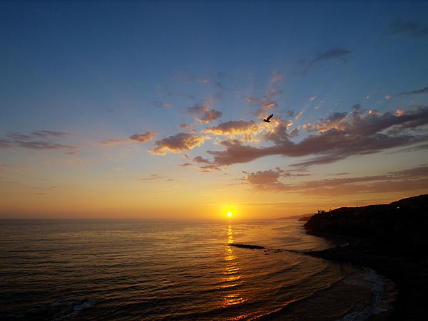 Joe Schofield - September Sunday Sunset