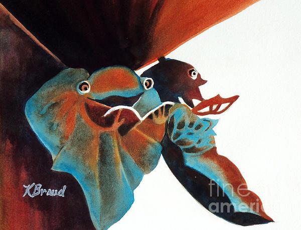 Kathy Braud - Singing Frog Duet 2