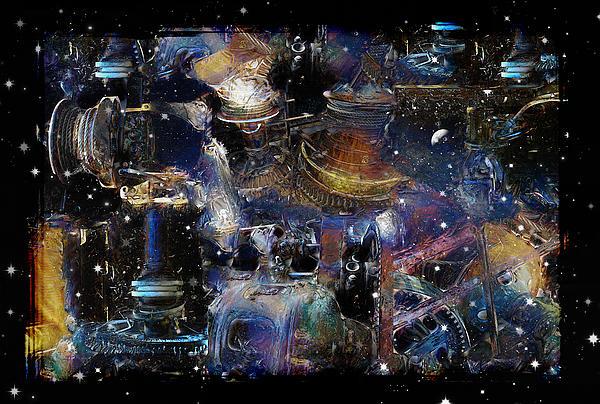 Carl Rolfe - Space Junk