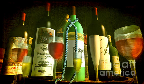 Gallery  Beguiled - Still Life Wine