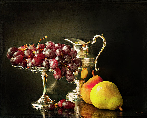 Theresa Tahara - Still Life With Fruit